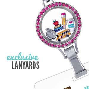 New stylish lanyard locket